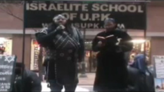 Black Israelites Win Right to Protest at Philly Shops