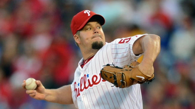 Phillies Top Marlins, 3-1