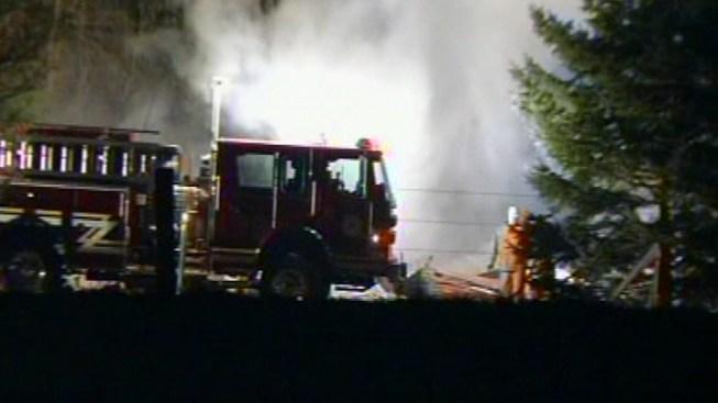 1 Dead in Bizarre Arson, Shooting: Police