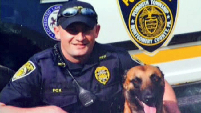 Slain Officer Brad Fox's Legacy Lives On With Straw Purchase Gun Law 5 Years Later