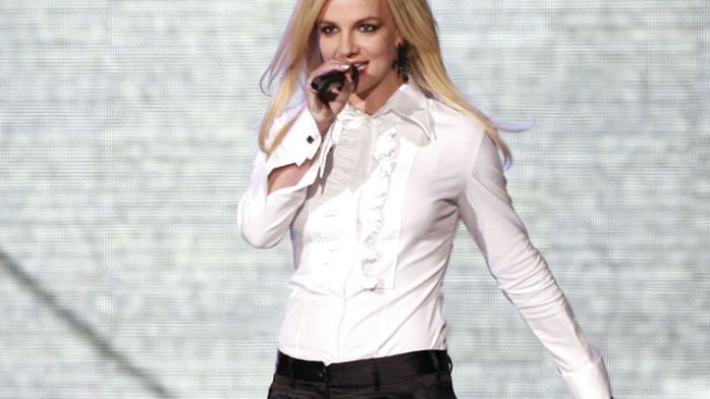 "Britney Spears May Be Close to Joining ""X Factor"""