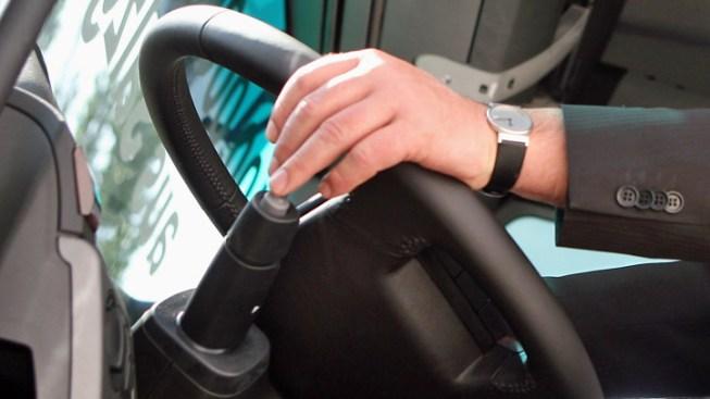 Rider Steers Transit Bus to Safety