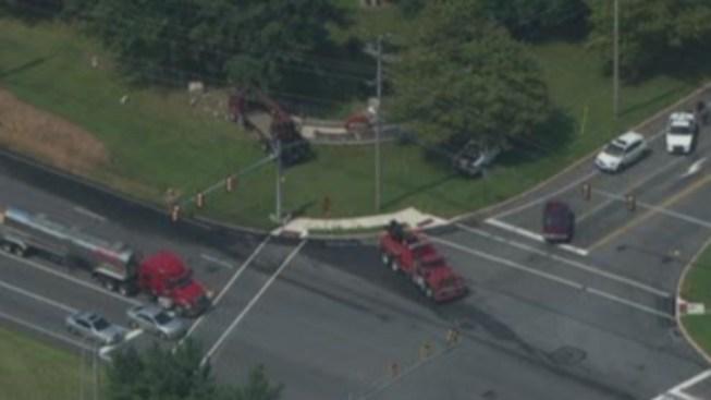Pedestrian Hit in Chester Heights Crash