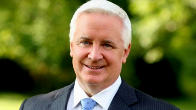 Gov. Corbett Heads Up DRPA