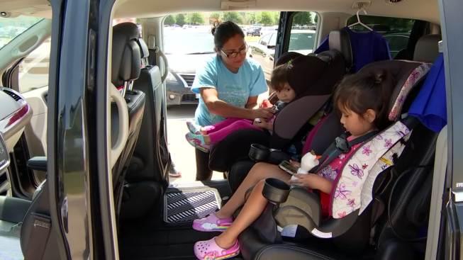 Car Designs Make Seats Hard to Install