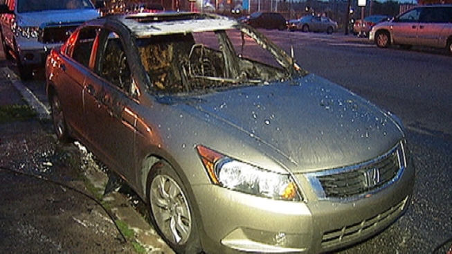 Authorities Suspect Arson in Car Fires