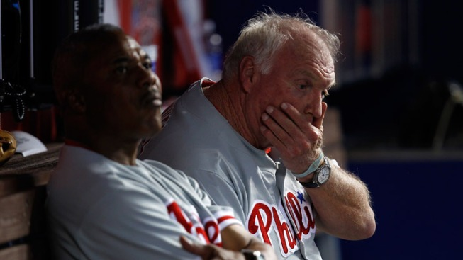 Phils Lose 4th Straight