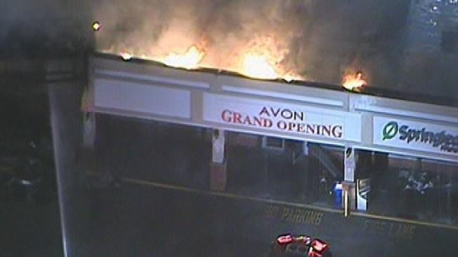 Store Owner Dies in Cheltenham Strip Mall Fire