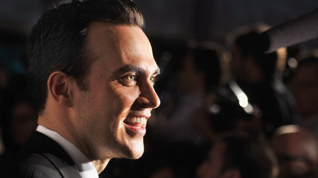 Cheyenne Jackson Marries Longtime Beau