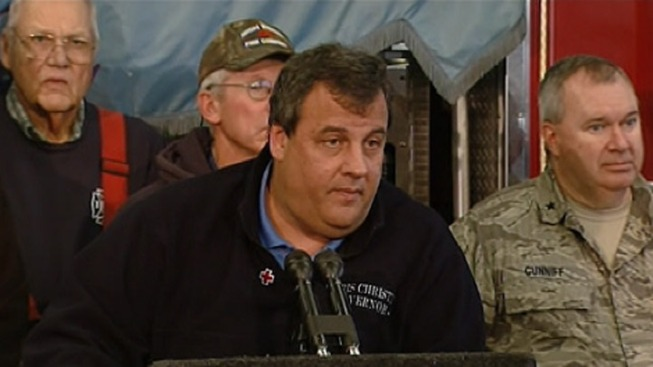 Christie on Obama: I Give Credit Where It's Due, But I Supported Romney