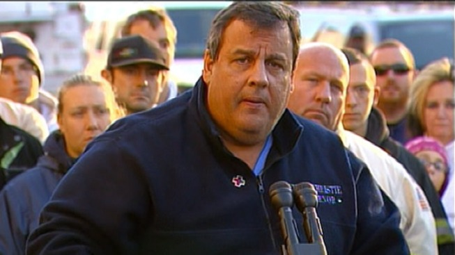 Christie to NJ: We Will Rebuild, We Will Get Better, We'll be Even Tougher