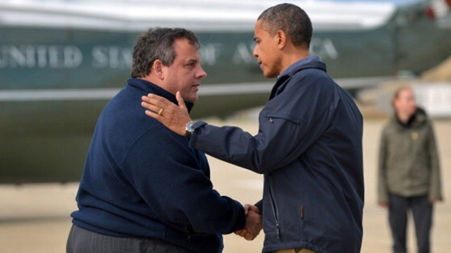 Christie: I'm Not Too Fat to Be President