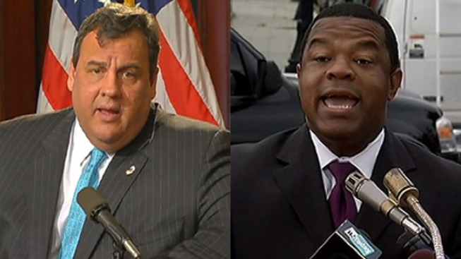 Gov. Christie: Mayor Mack Should Resign
