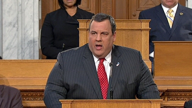 Christie's First Campaign Commercial 'Jersey Proud'