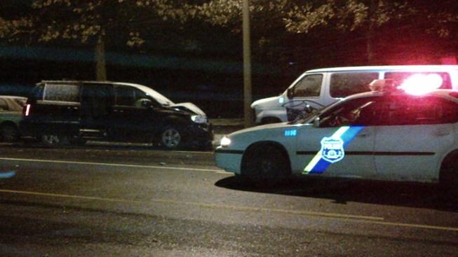 Man Shot, Dies in Minivan