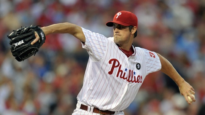 Cole Hamels Hits the DL