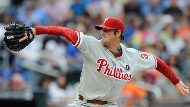 Phillies Lose to Mets, 2-1