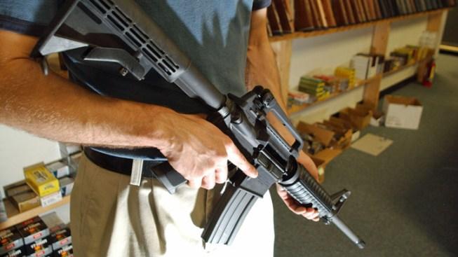 Sheriff's AR-15 Raffle Raises $20K