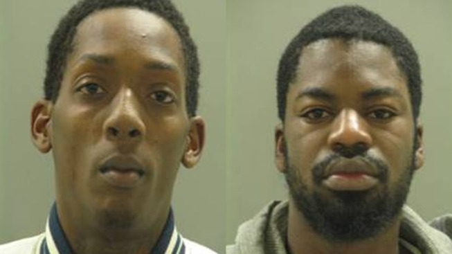 Men Accused of Throwing Crack Cocaine Out of Car During Traffic Stop