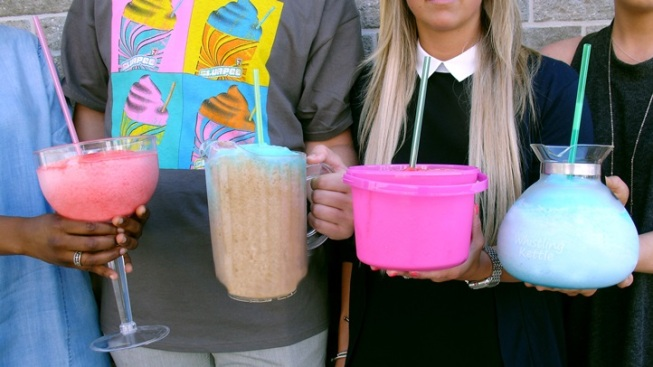 Fill'er Up: 7-Eleven Brings Back Slurpee BYO Cup Day