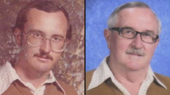 Teacher Who Wears Same Outfit in 40 Yearbook Photos Retires