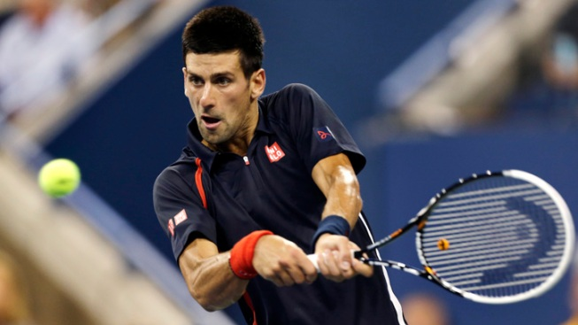 Djokovic Gets Past Del Port to Reach Open Semis