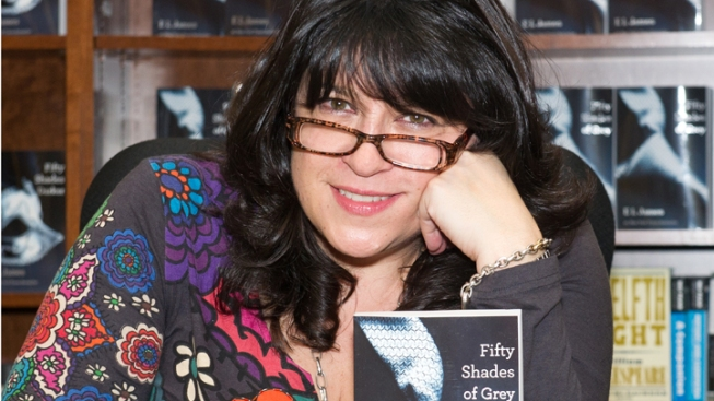 """Fifty Shades of Grey"": E.L. James Talks Movie Casting"