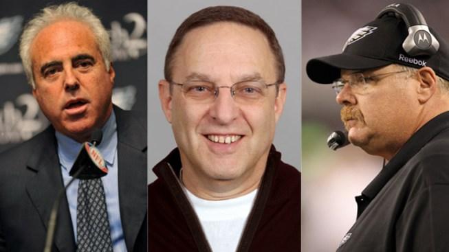 Eagles Owner, Prez, Coach React to New CBA