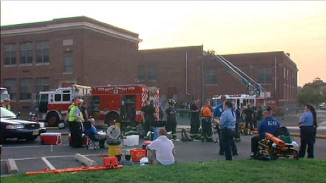 Officials Investigate Suspicious School Fire