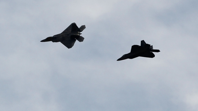Fighter Jets Scramble Over Central Jersey After Airspace Violations