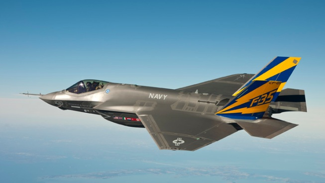 F-35 Cleared to Fly Again