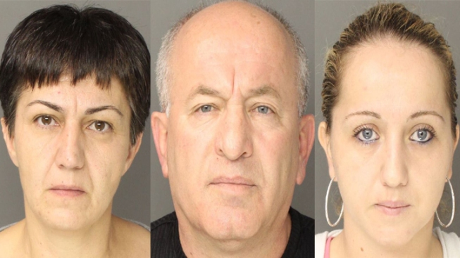 Drexel Hill Family Busted in Theft Ring