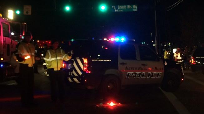 3 Hurt in DUI Crash: Police
