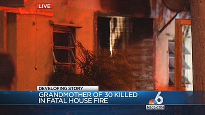 Man Found Dead After House Fire