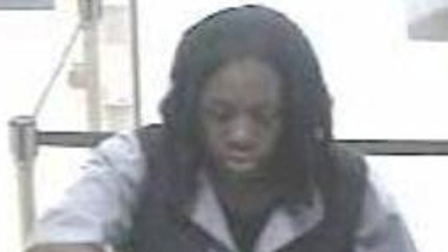 Female Robber Targets Center City Bank: Cops