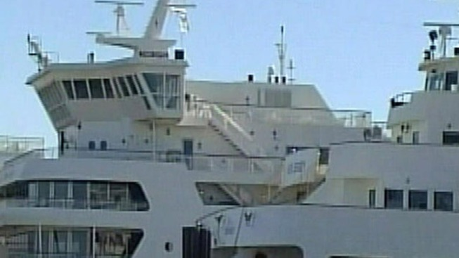 Cape May-Lewes Ferry Closed Due to Wind