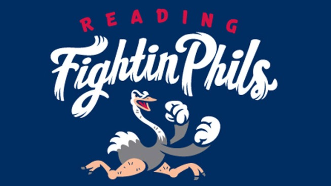 Phillies AA Team Changes Name, Logo