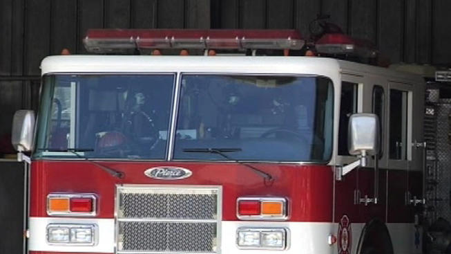 Fire Truck Overturns in NJ, Injuring 3 Firefighters: Authorities