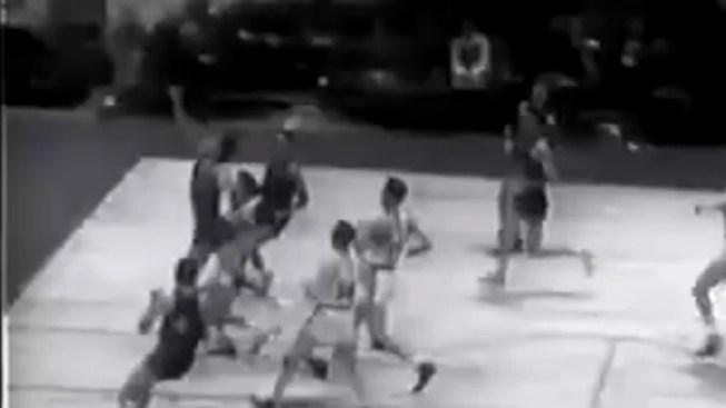Man Who Scored 1st NBA Basket Dies at 94
