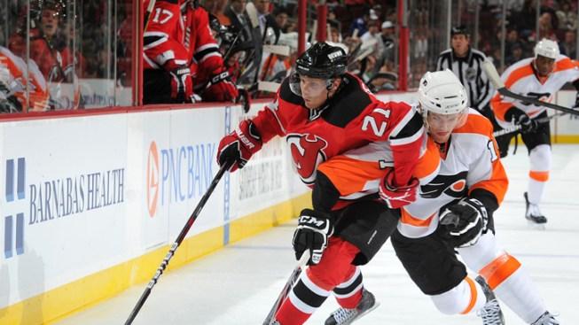 Devils Beat Flyers, 2-1