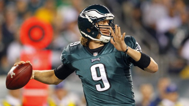 "Foles, Eagles Will Beat Skin: NBC10 ""Experts"""