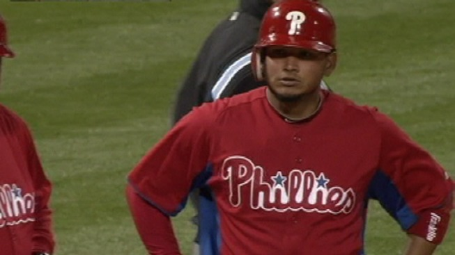 Freddy's Triple Leads Phils Over Pirates