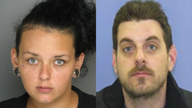 Man, Woman Charged in 1 of 2 Robberies on Same Street