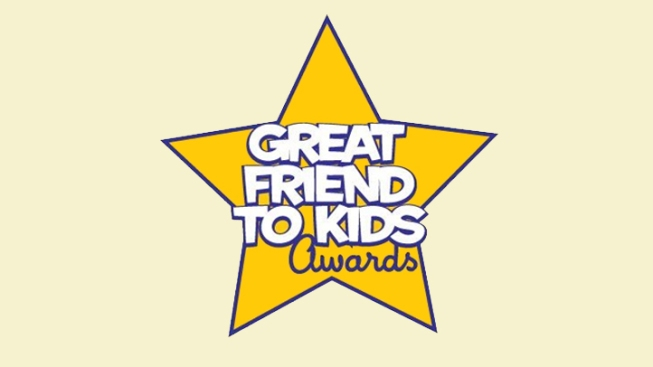 Spotlight! Great Friend to Kids Awards