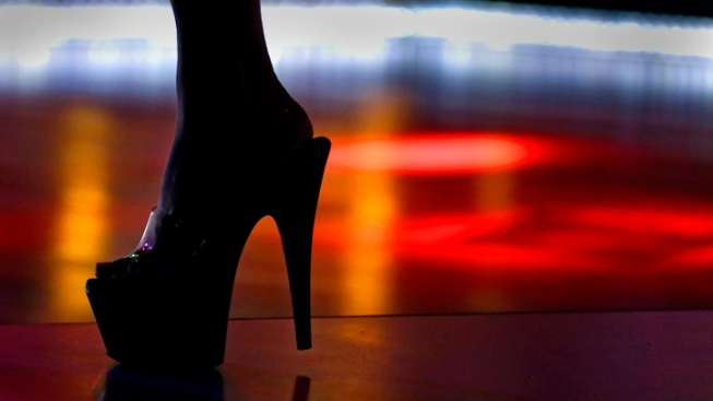 Prostitution Bust at Strip Club