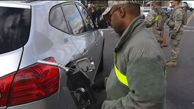 After Sandy: 'You're Running Out of Gas to Find Gas'