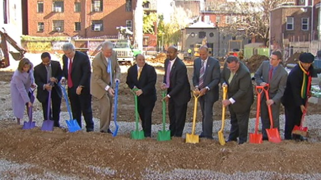 Construction Begins for LGBT Housing Complex