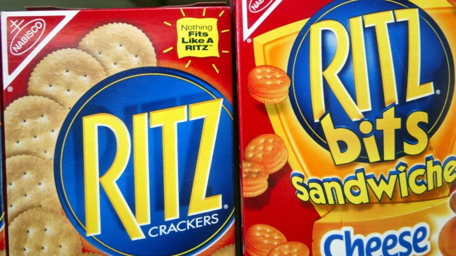 Ritz Cracker Sandwiches, Ritz Bits Products Recalled Over Salmonella Concerns