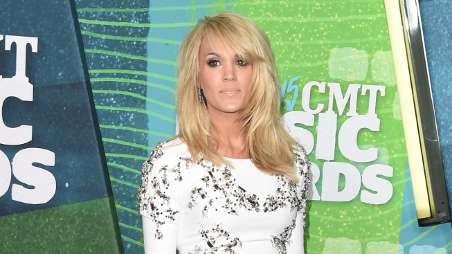 Carrie Underwood, Brother-in-Law Break Into Car to Rescue Infant Son