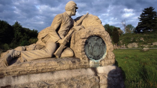 Gettysburg Readies for 150th Anniversary of Battle